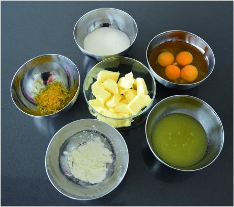 Tarte au citron meringuée ingrédients crème citron2