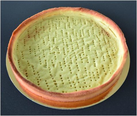 Tarte au citron meringuée pâte cuite